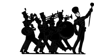 marching-band-black-on-white-md